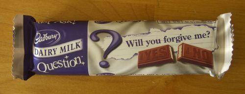 Cadbury Diary Milk Schokoriegel