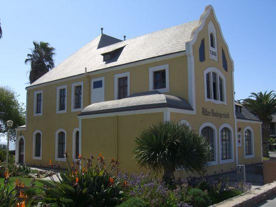 Amtsgericht in Swakopmund